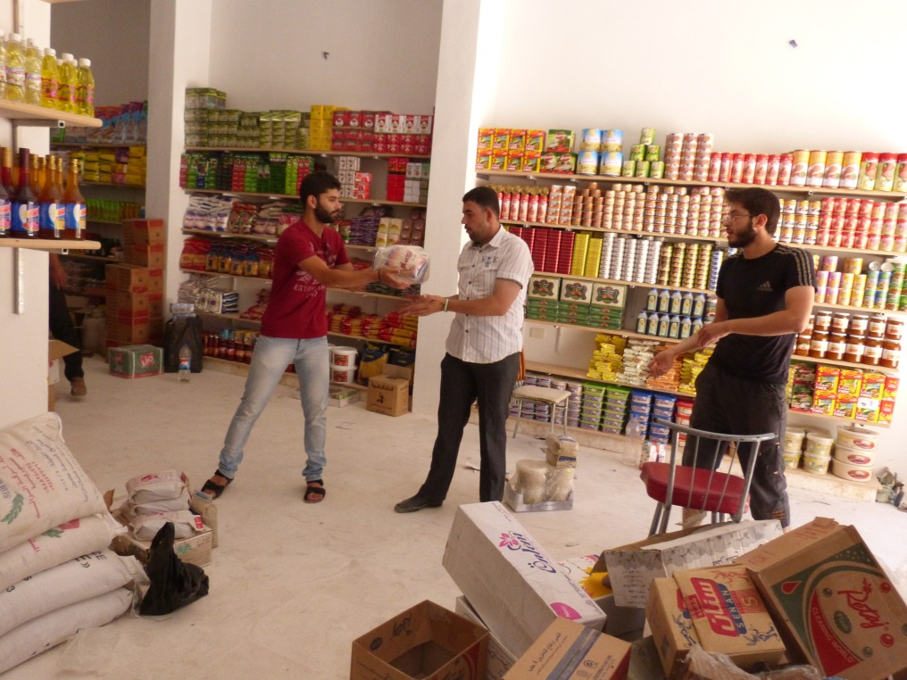 """Cooperative Shop"" Local Solidarity Project"